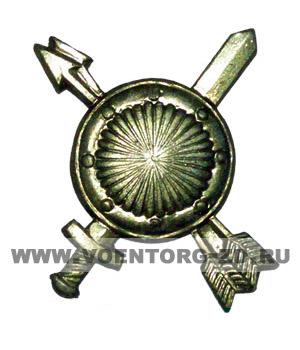 Эмблема РВСН (новая) защитная