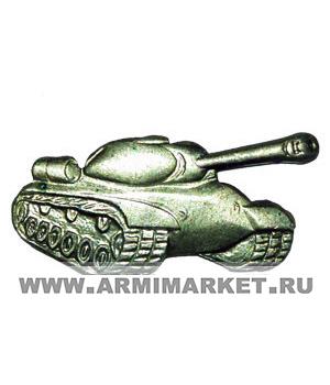 Эмблема Танковые войска (левая и правая новая) полевая
