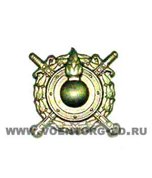 Эмблема ВВ МВД (внутренние войска) защитная