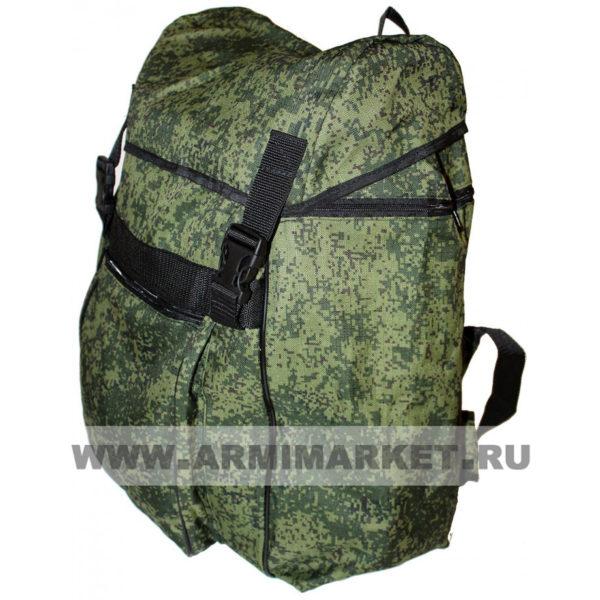 Рюкзак цифра зеленая (25-30 л) ткань оксфорд , пл. 240 г/м2