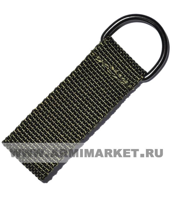 Тренчик (шлевка) для защитного ремня МО (2,5 см защитного цвета)