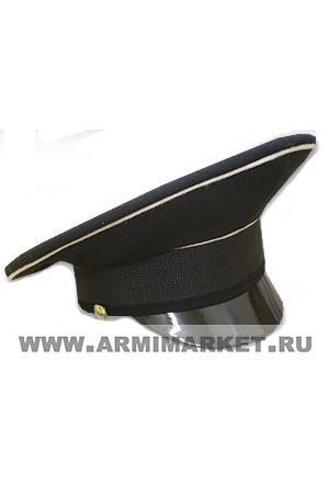 Фуражка ВМФ черная р.54-62