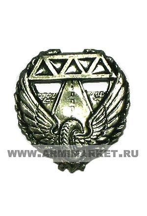 Эмблема Дорожных войск защитная