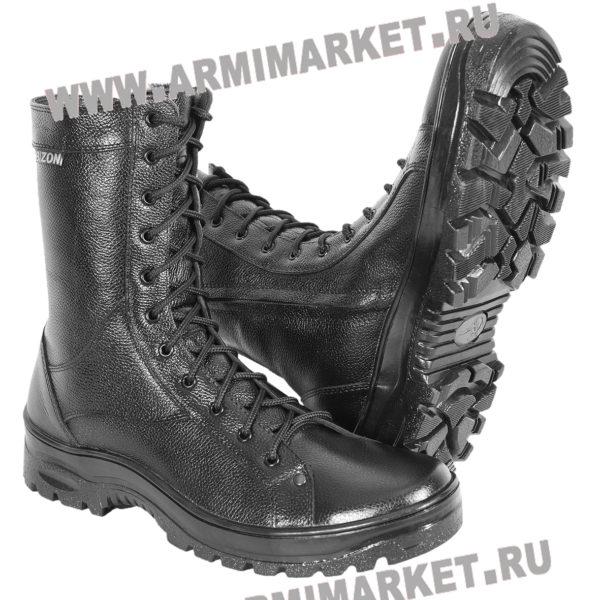 Ботинки Вендетта-2 с высоким берцем, натуральный мех р.36-46