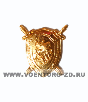 Эмблема Следственный комитет петличная (22*24 мм, щит 20*22 мм)