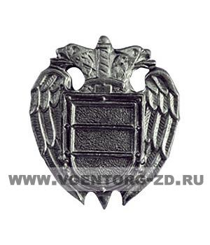 Эмблема ФСО старая защитная
