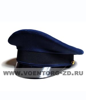 Фуражка МО штабная синяя (ВВС) р.54-62