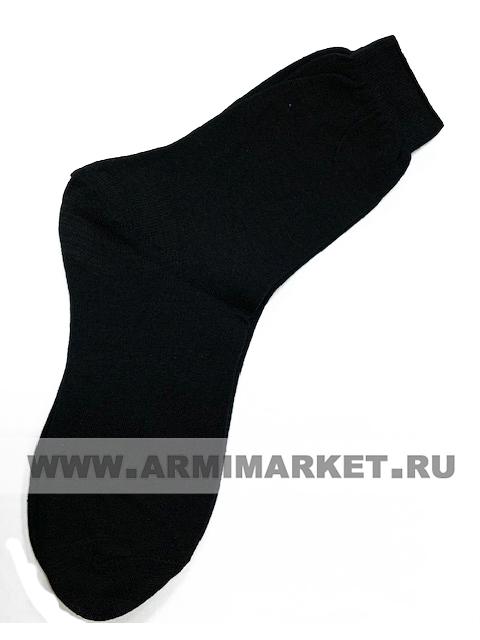 Носки черные арт. М-5 х/б – 100% р-р 25-31