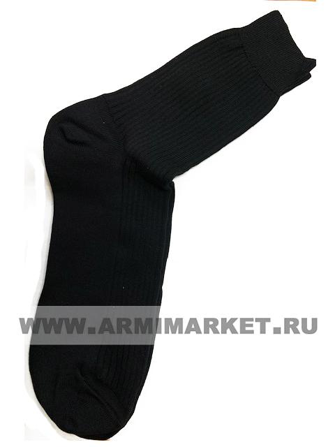 Носки черные арт. С 40 (Н-006) разм. 25-31  (плотные, х/б – 100%)