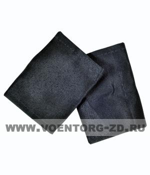 Фальш-погоны темно синие чистые