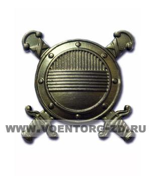 Эмблема МВД (для внутренней службы) защитная