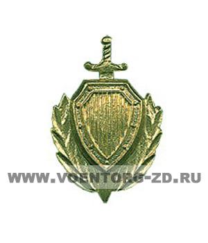 Эмблема МВД защитная