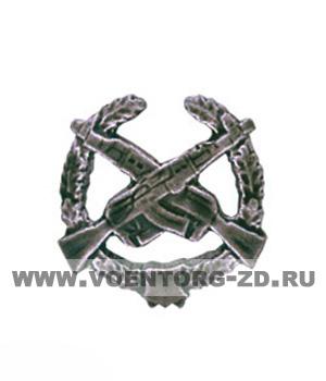 Эмблема Мотострелковых войск защитная