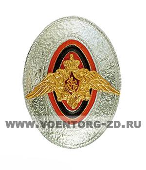 Кокарда ПВ рядового состава серебро