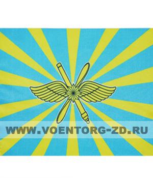 Флаг ВКС (Воздушно-космические силы ) (135х90)