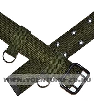 Ремень защитный МО из ленты (с пряжкой на двух штырьках) разм.1-5